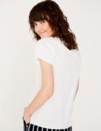 Camiseta bordada algodón orgánico - Ítem2