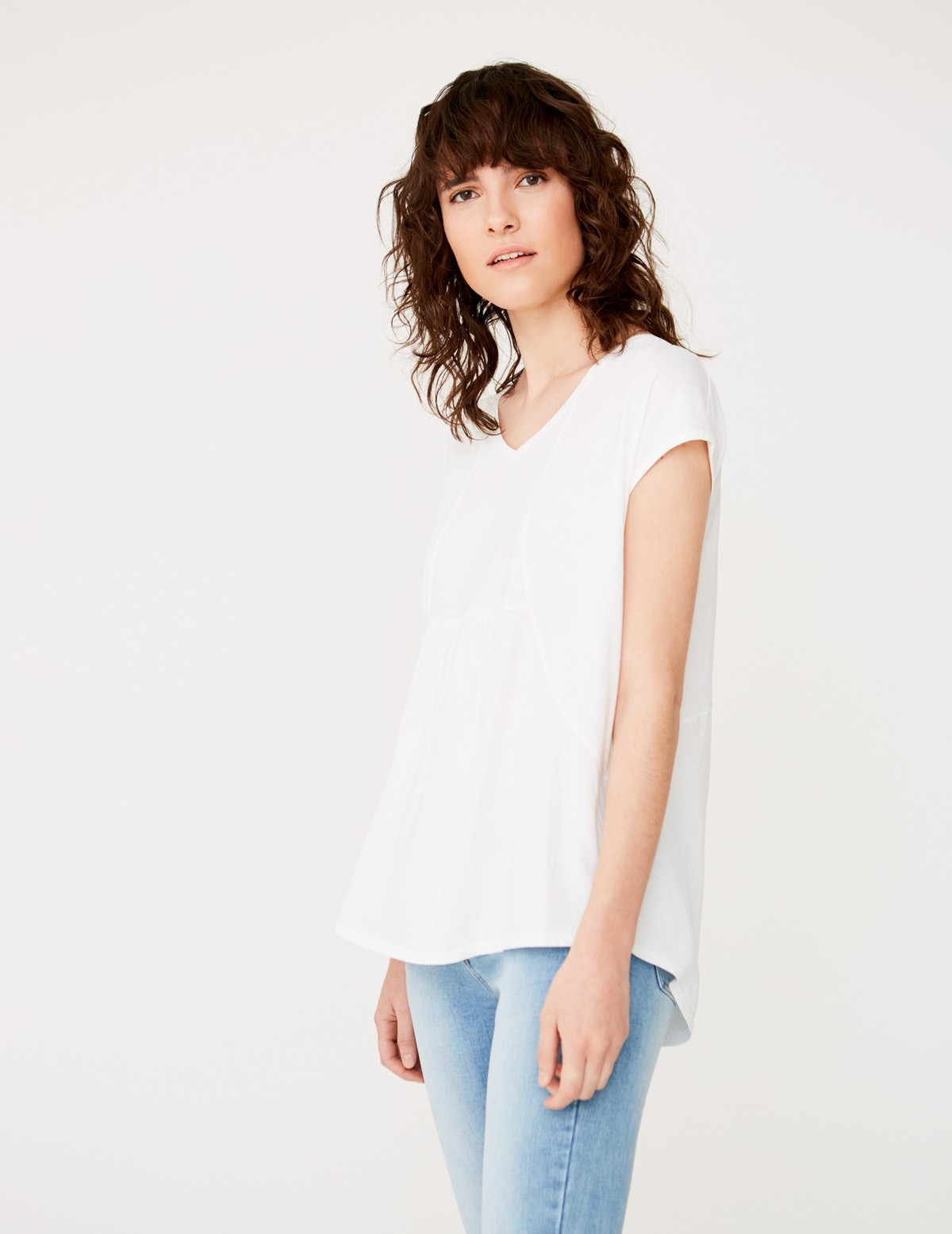 Camiseta algodón orgánico