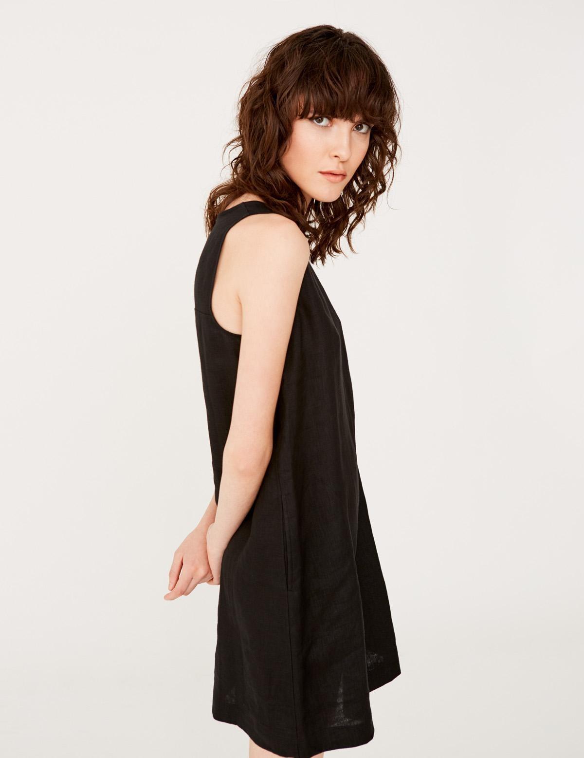 Vestido lino orgánico - Ítem2