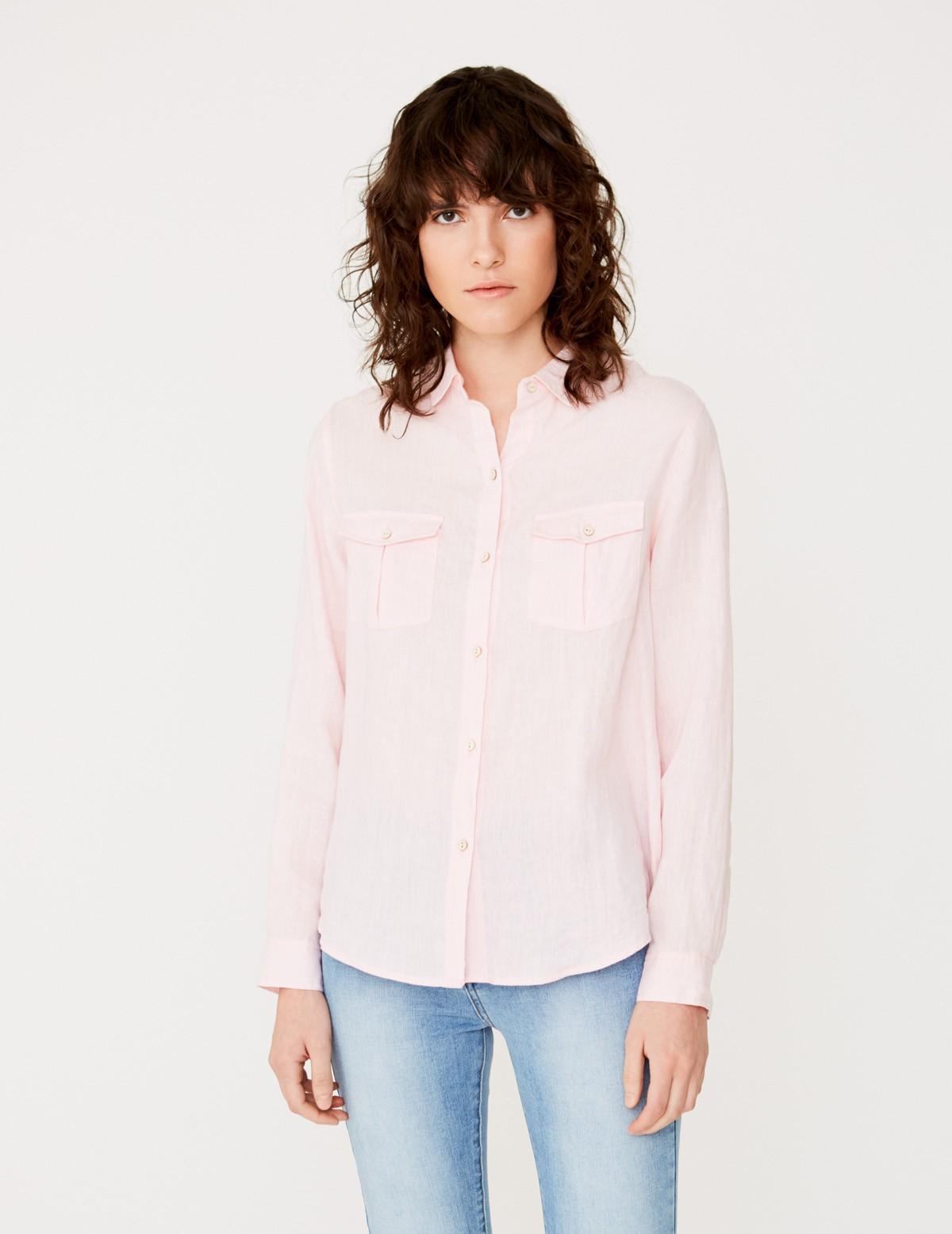 Camisa lino orgánico
