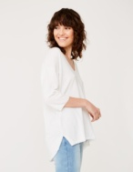 Pull long coton organique - Item1