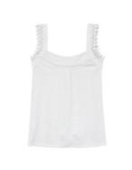 Camiseta tirantes algodón orgánico niña - Ítem