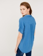 Shirt with sleeve detail - Item2
