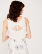 Camiseta anudada en espalda - Ítem1