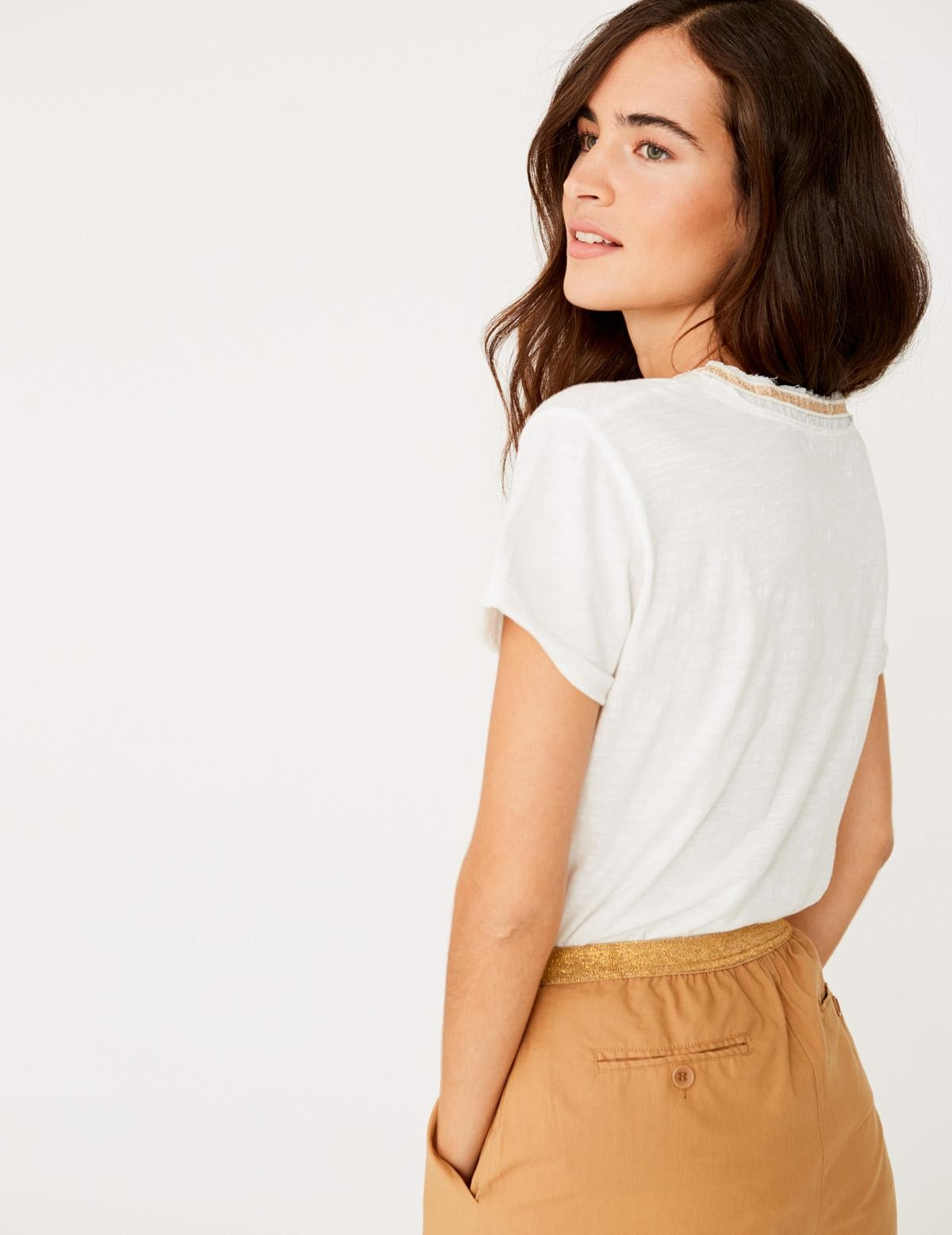Camiseta cinta brillante - Ítem2