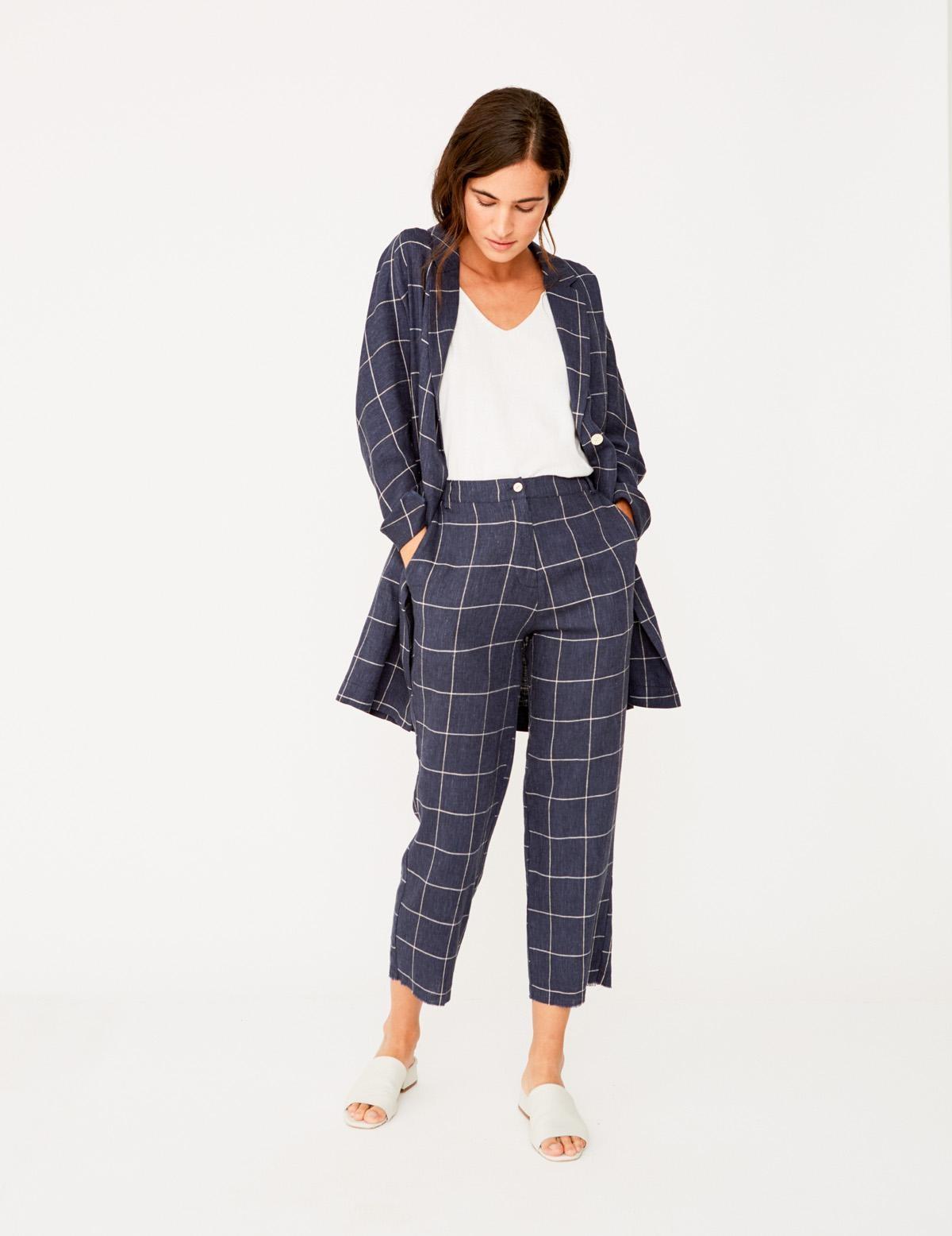 Linen coat - Item1