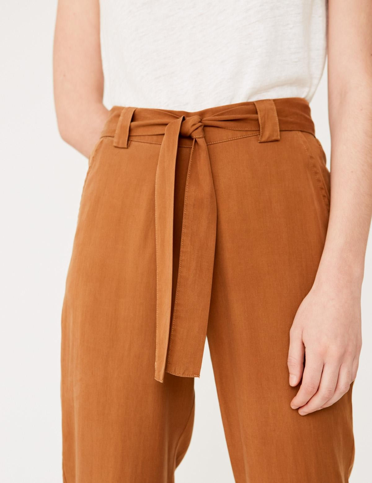 Flowing trousers - Item2
