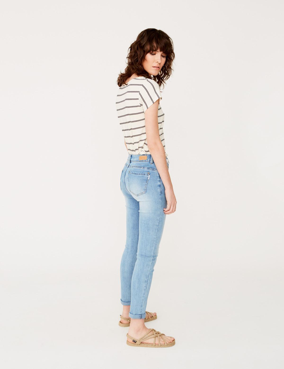Denim trousers - Item1