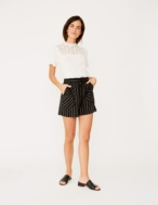 Flowing print shorts - Item