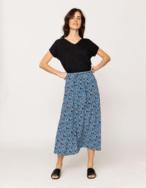 Midi flowing skirt - Item