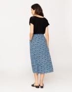 Midi flowing skirt - Item2