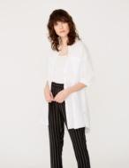 Long linen shirt - Item