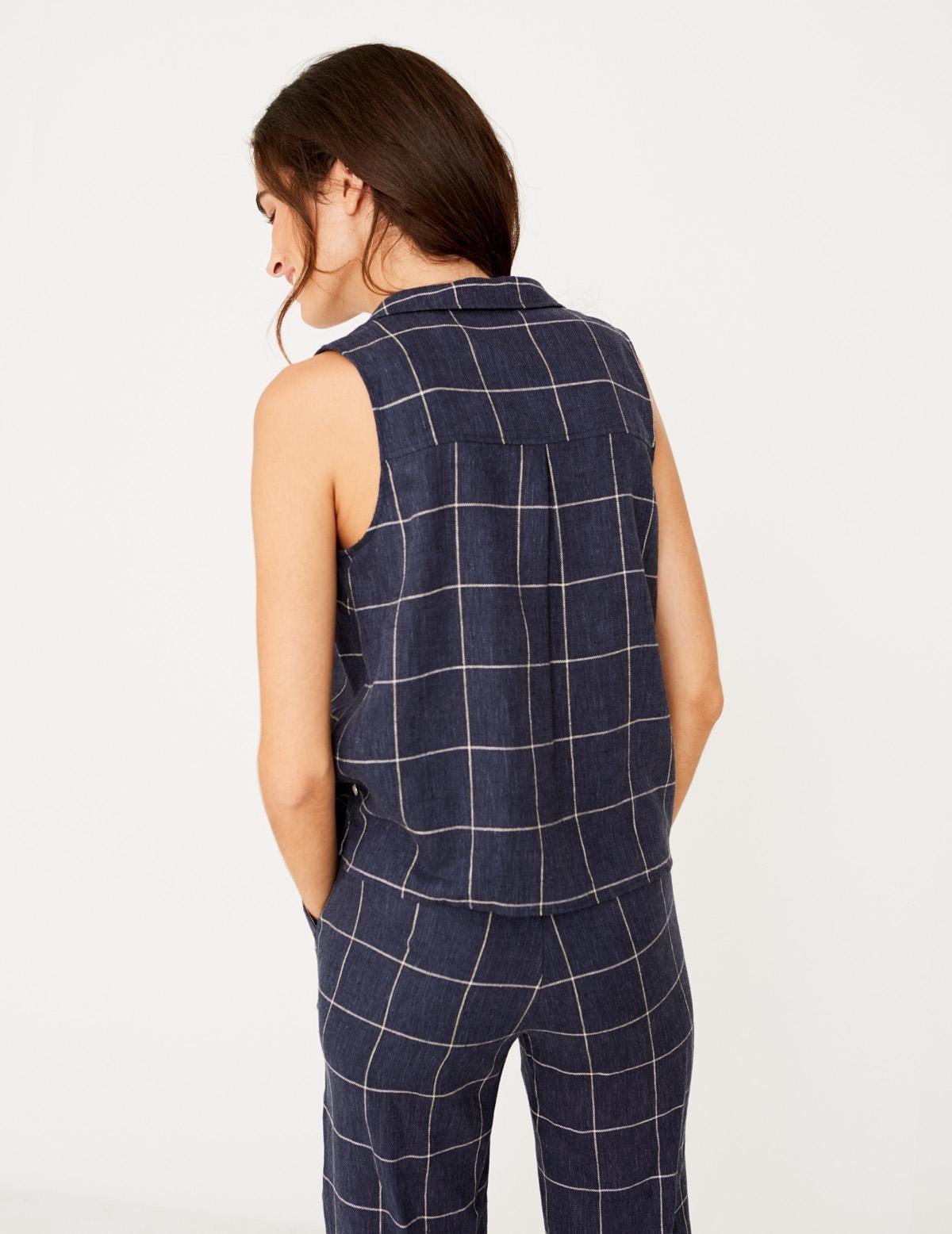 Camisa sin mangas - Ítem2