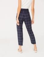 Pantalón culotte de lino - Ítem1