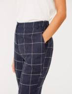 Pantalón culotte de lino - Ítem2