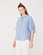 Puffed sleeved shirt - Item