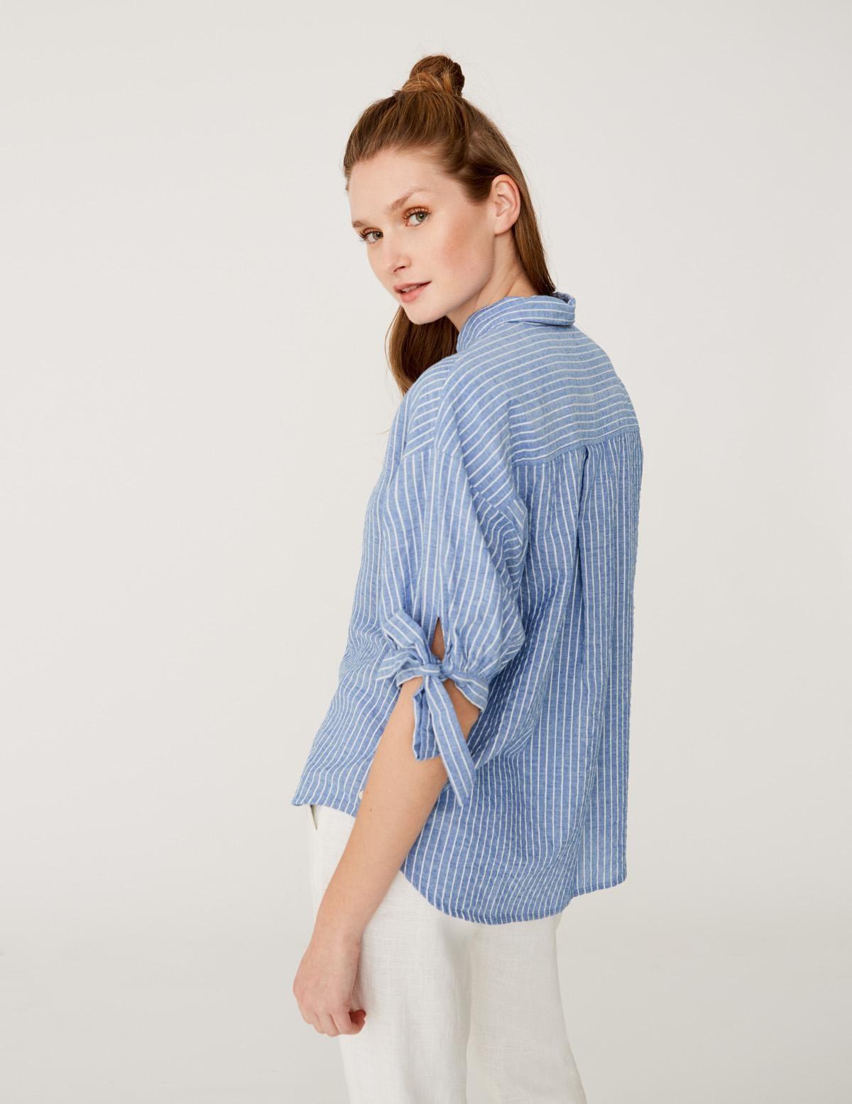Camisa manga abullonada - Ítem2