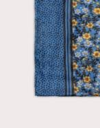 pañuelo de seda estampado - Ítem1