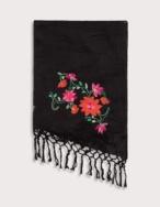 Embroidered foulard - Item