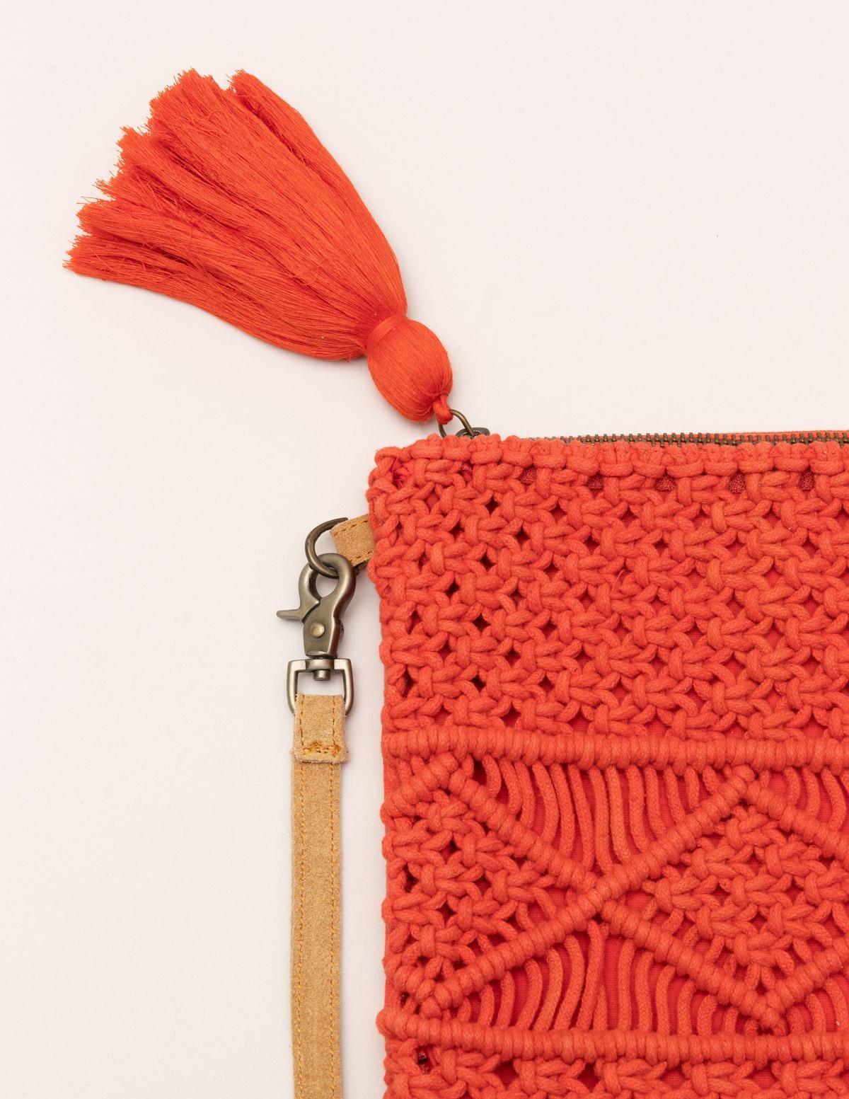Clutch de crochet - Ítem2