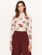 Camiseta estampado floral - Ítem