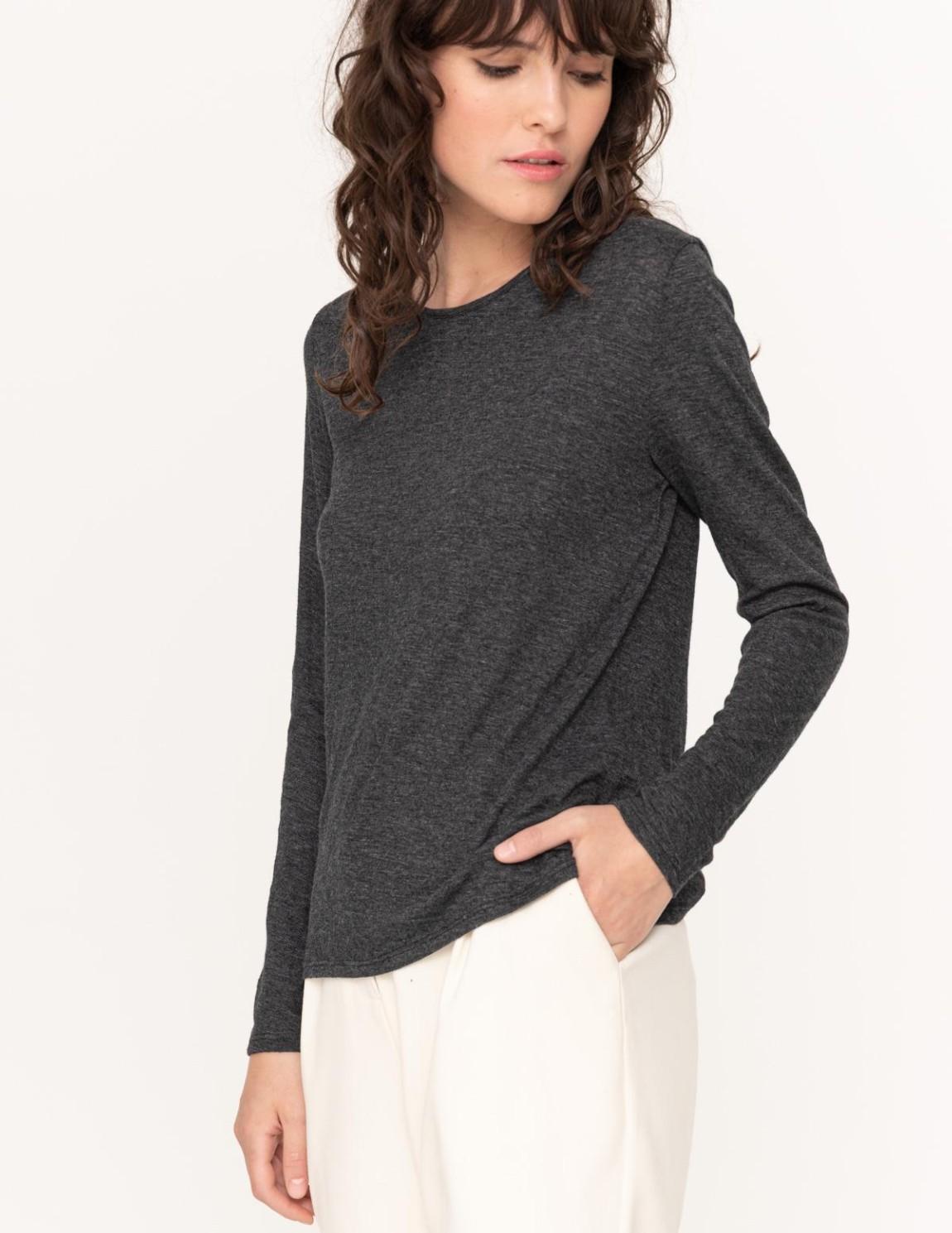 Camiseta cuello redondo - Ítem1