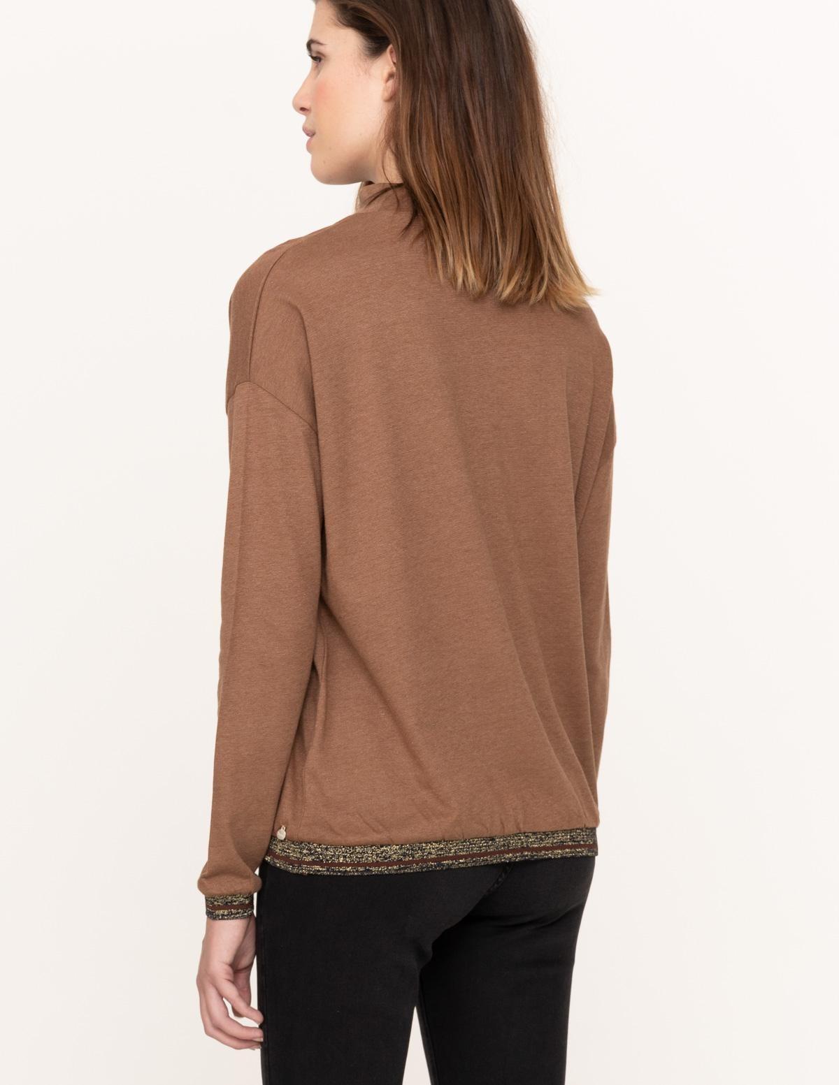 Camiseta detalles brillo - Ítem1