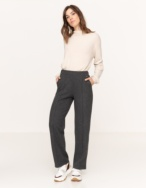 Pantalons rectes llargs