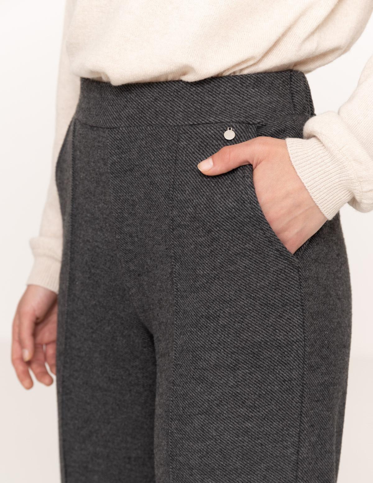 Pantalón recto largo - Ítem3