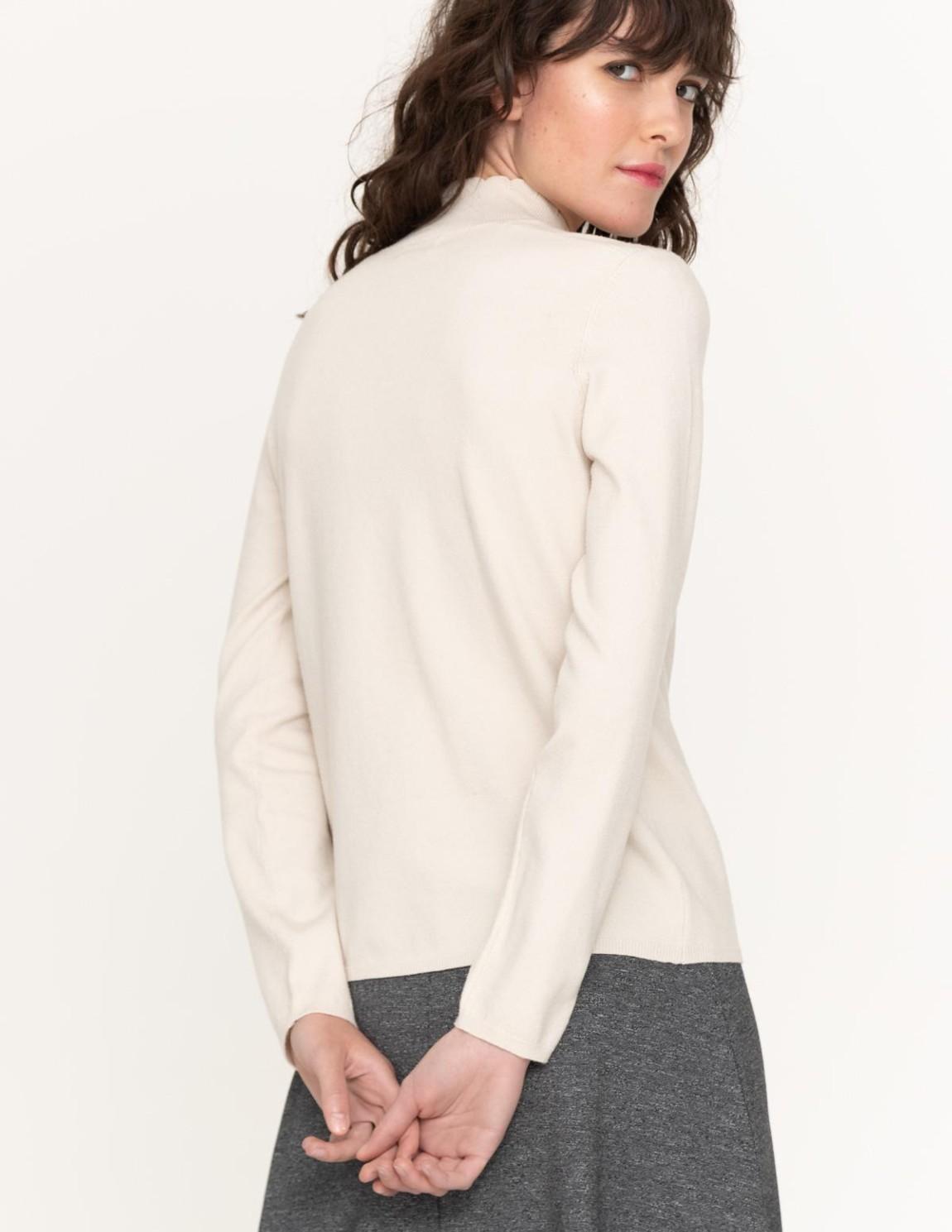 Jersey cuello semi-cisne - Ítem2