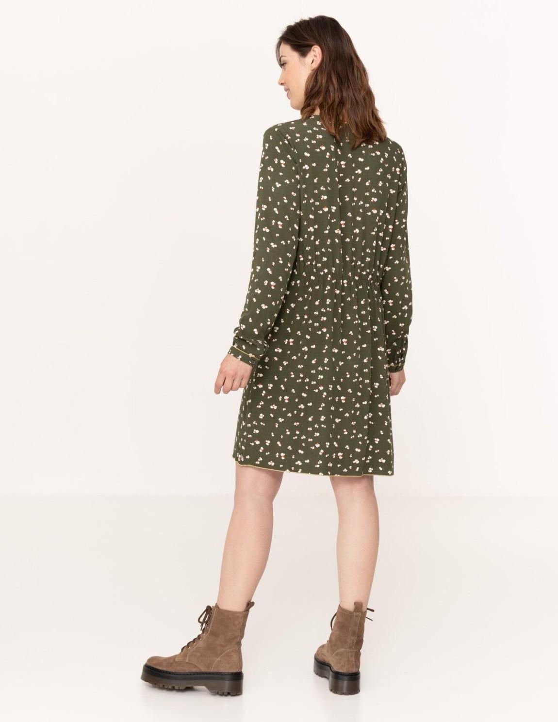 Vestido corto estampado - Ítem2