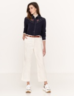 Cropped corduroy trousers - Item