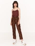 Velvet trousers - Item