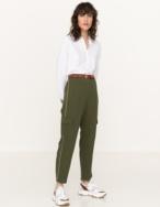 Flowy cargo trousers - Item