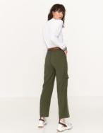 Flowy cargo trousers - Item2