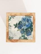 Pañuelo estampado floral - Ítem1