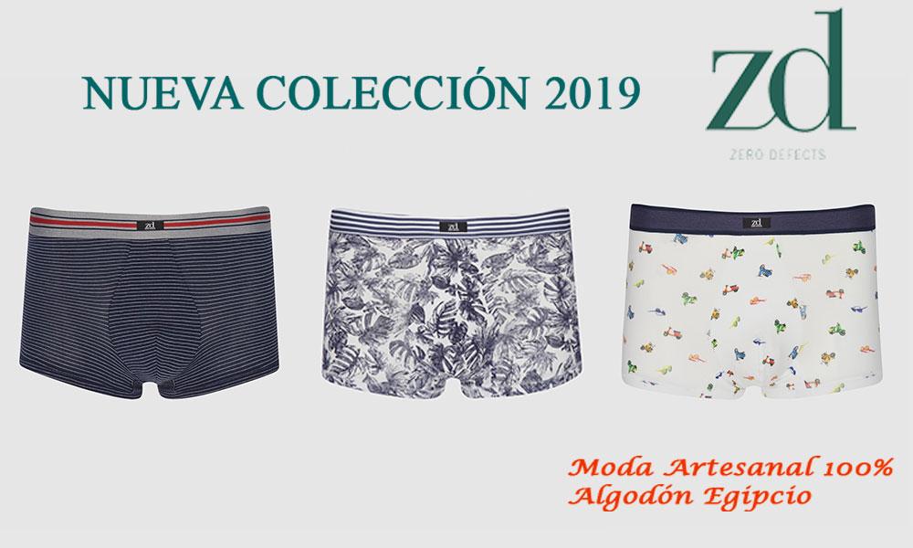 Nueva colección ropa interior hombre | verano 2019