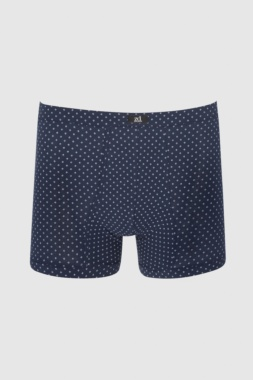 Fly front rhombus boxer