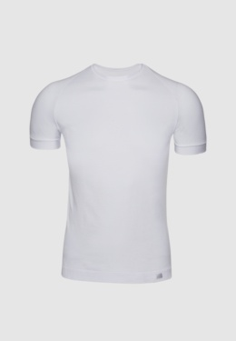 Crew-neck T-shirt Egyptian Cotton