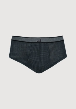 Fly front brief