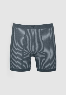 Fly front striped boxer