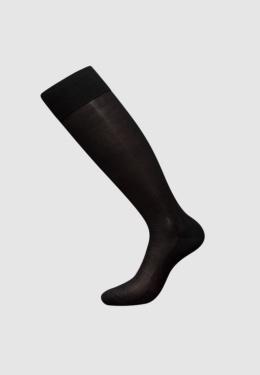 Mercerized Cotton knee socks
