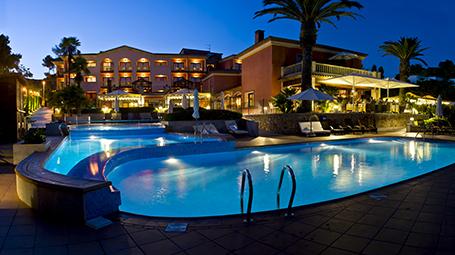Hoteles y turismo
