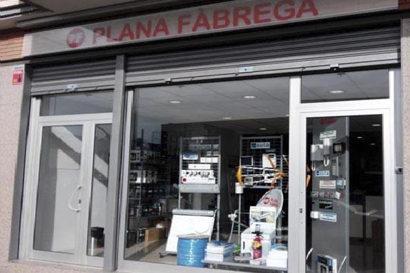 Plana Fàbrega Baix Llobregat