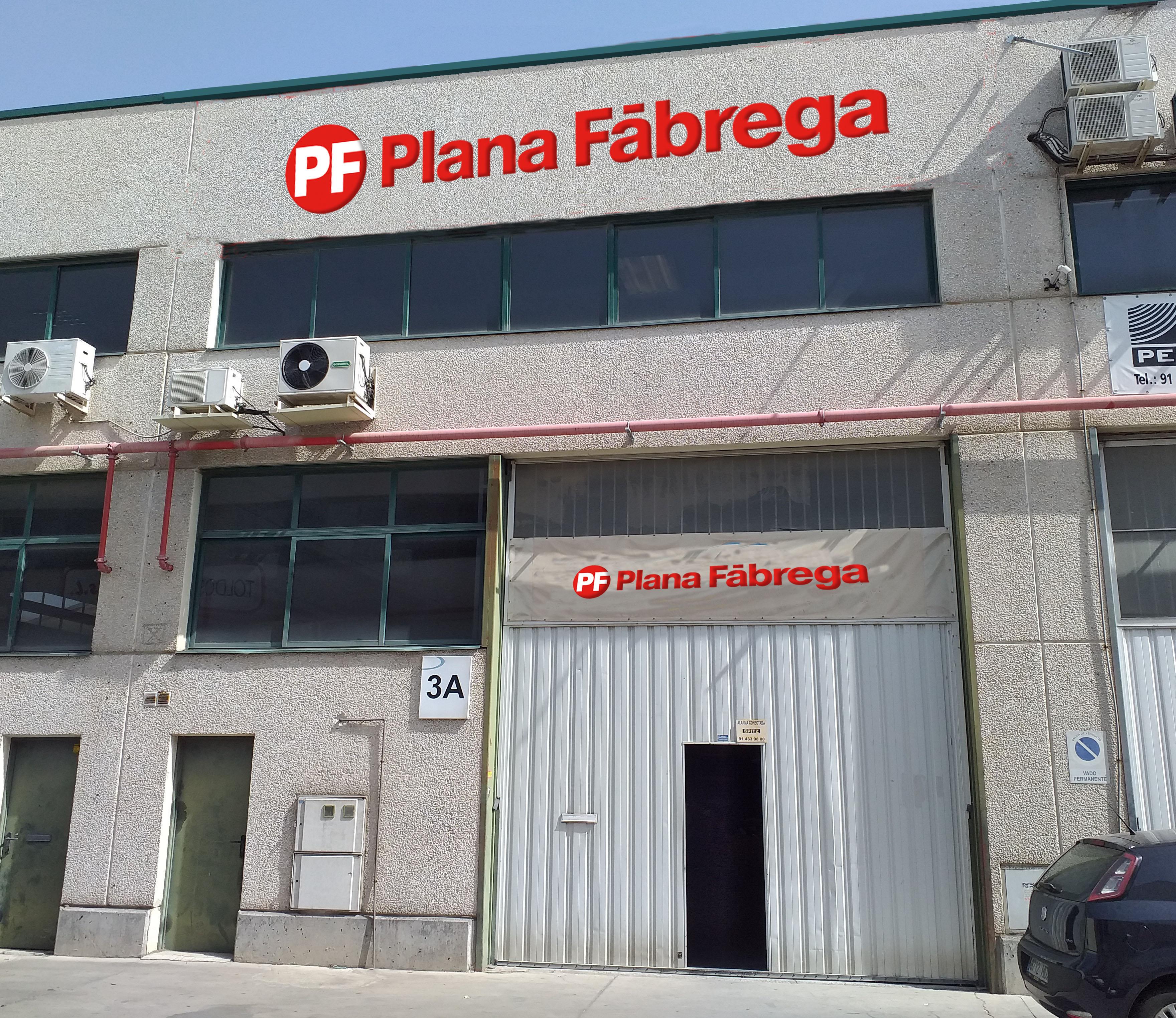 Plana Fábrega Madrid