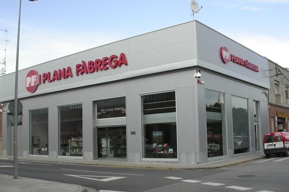 Plana Fàbrega Sabadell