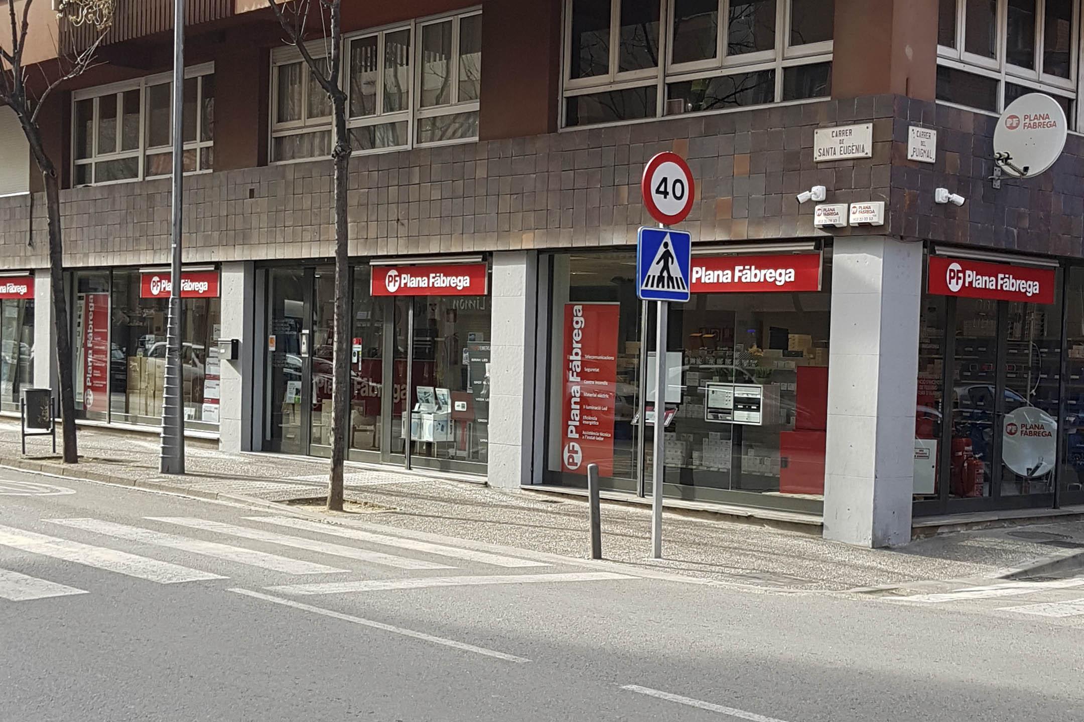 Plana Fàbrega Girona