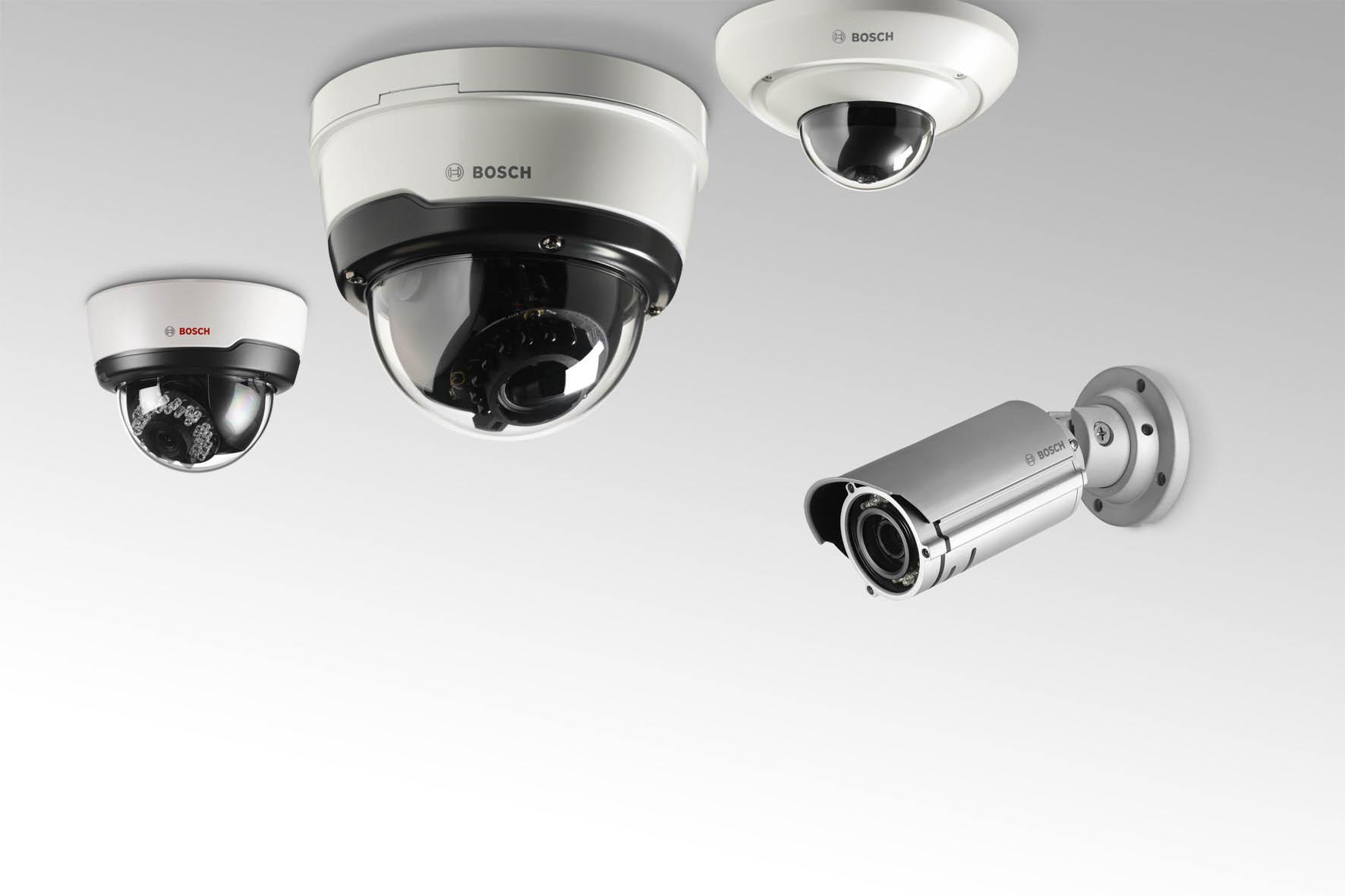 NOVES CÀMERES CCTV BOSCH