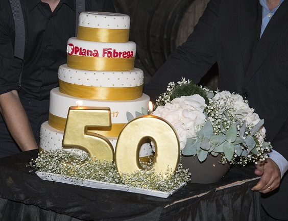 50è ANIVERSARIO PLANA FÀBREGA