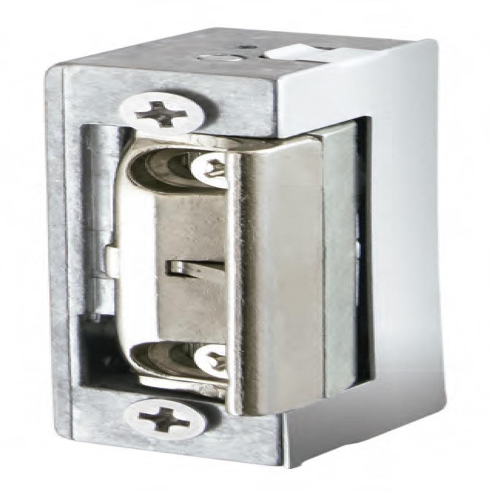 Abrepuertas 54 ABDF-412/P automático deslizante ajustable desbloqueo 12Vcc 330Kg gris - Ítem1